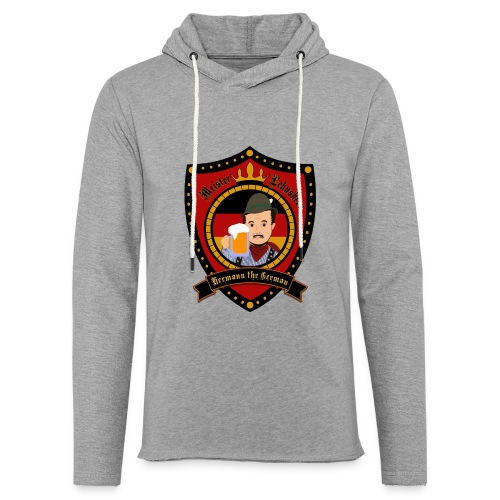 Hermann the German - Light Unisex Sweatshirt Hoodie