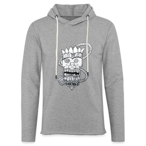 SteamTiki - Sweat-shirt à capuche léger unisexe