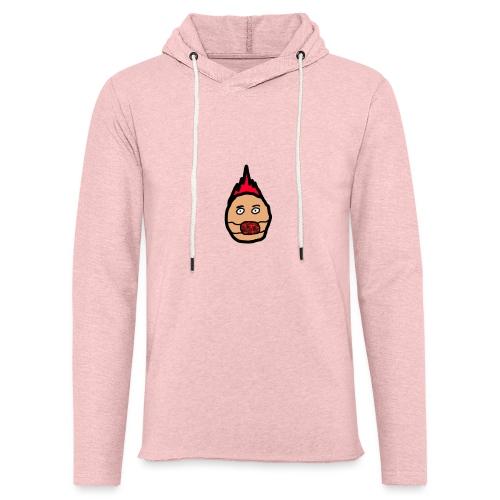mask head - Lichte hoodie unisex