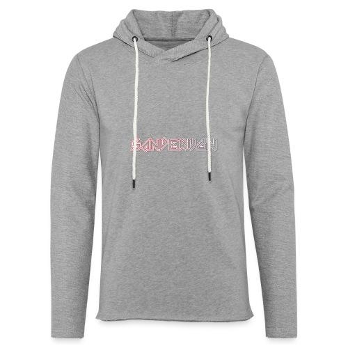 logoshirts - Lichte hoodie unisex