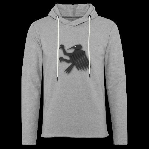 Nörthstat Group ™ Black Alaeagle - Light Unisex Sweatshirt Hoodie