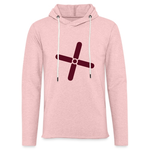 Break Even Plus - Let sweatshirt med hætte, unisex