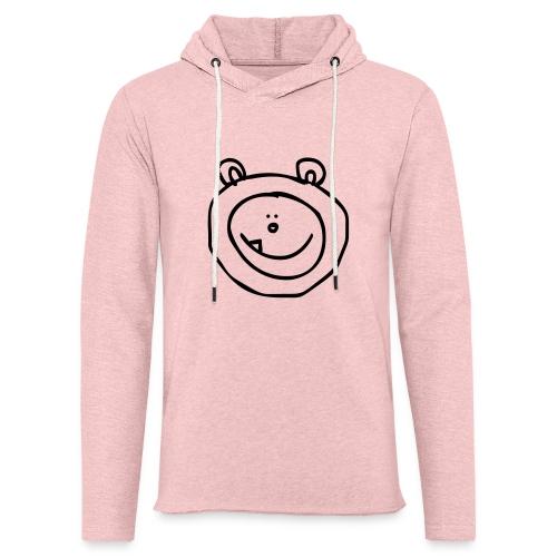sneeuwbeer - Lichte hoodie unisex