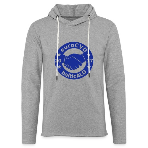Joint EuroCVD - BalticALD conference mens t-shirt - Light Unisex Sweatshirt Hoodie