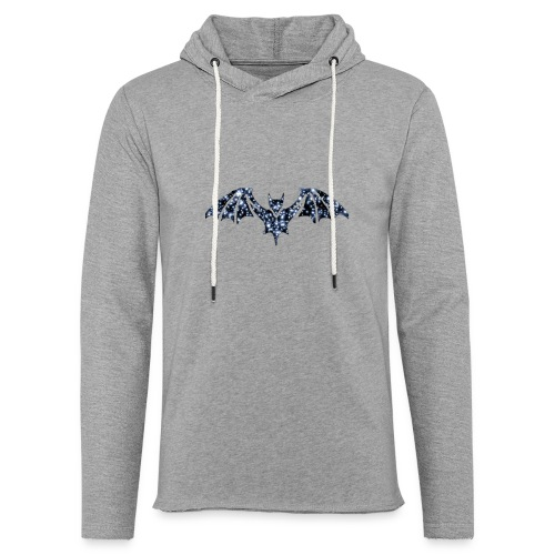 Galaxy BAT - Light Unisex Sweatshirt Hoodie