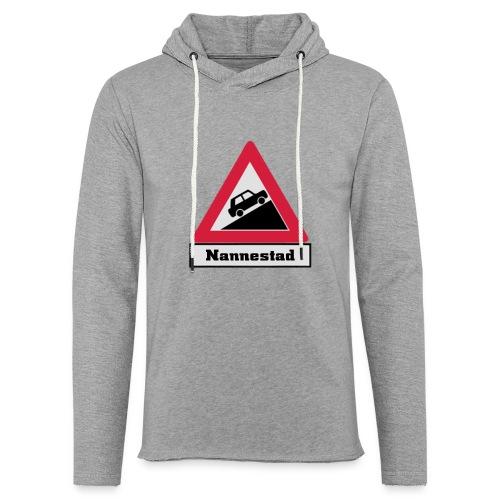 brattv nannestad a png - Lett unisex hette-sweatshirt