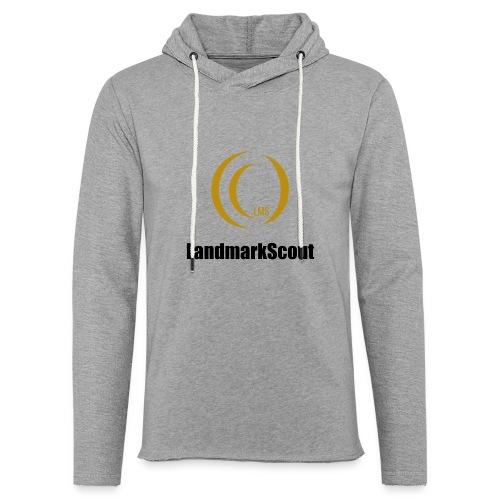 Tshirt Yellow Front logo 2013 png - Light Unisex Sweatshirt Hoodie