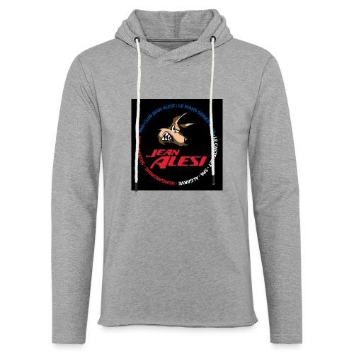 fanclubnoir - Sweat-shirt à capuche léger unisexe