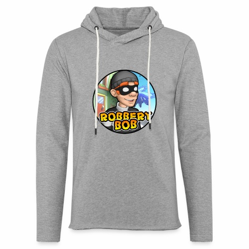 Robbery Bob Button - Light Unisex Sweatshirt Hoodie