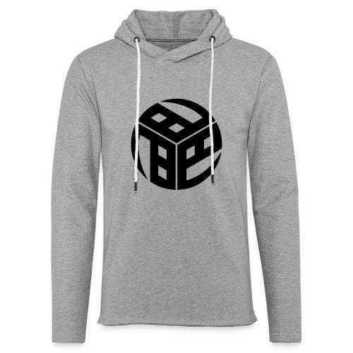 Mitsudomoe Symbol (stylisiert) - Leichtes Kapuzensweatshirt Unisex