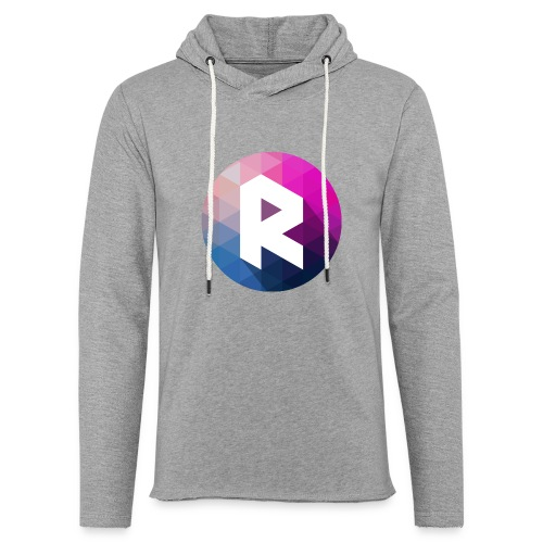 radiant logo - Light Unisex Sweatshirt Hoodie
