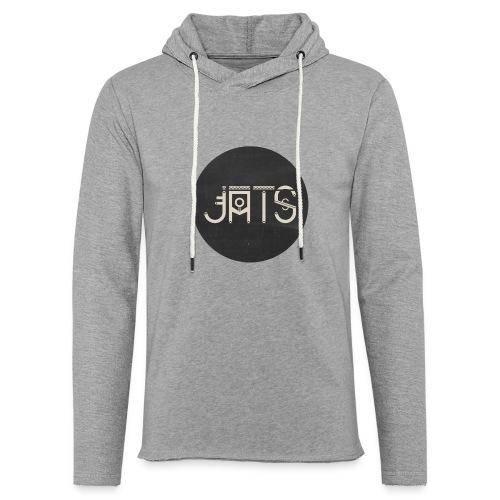 JATS indien circle - Sweat-shirt à capuche léger unisexe