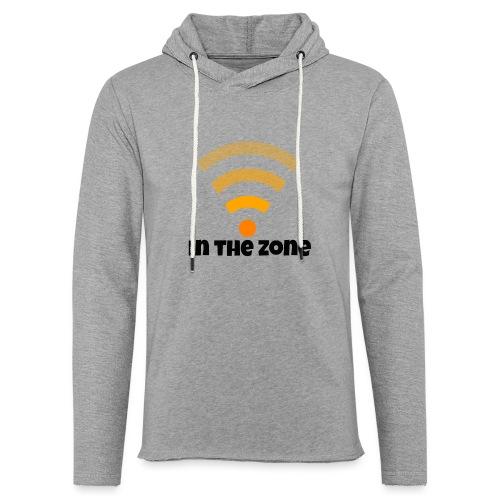 In the zone women - Lichte hoodie unisex