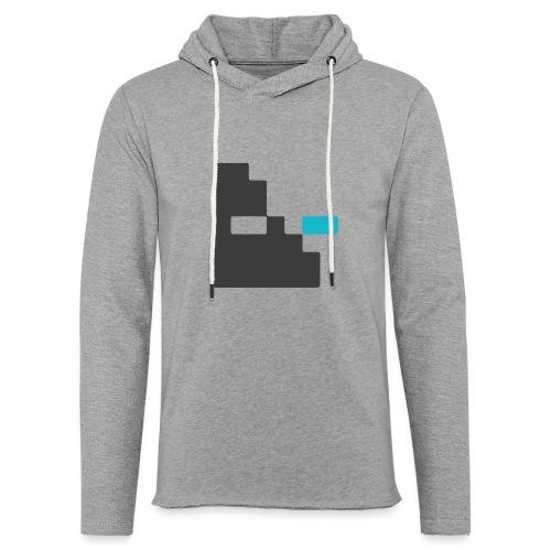 Mortu Logo - Lichte hoodie unisex