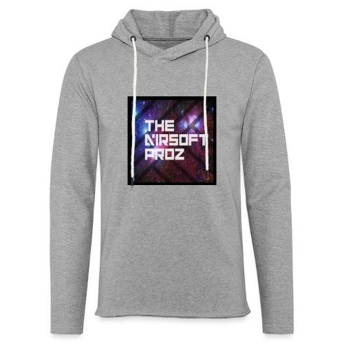 TheAirsoftProz Galaxy Mens Long Sleeve - Light Unisex Sweatshirt Hoodie