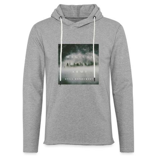 MAGICAL GYPSY ARMY SPELL - Light Unisex Sweatshirt Hoodie