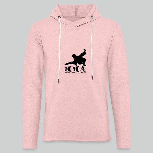 MMA Master - Leichtes Kapuzensweatshirt Unisex