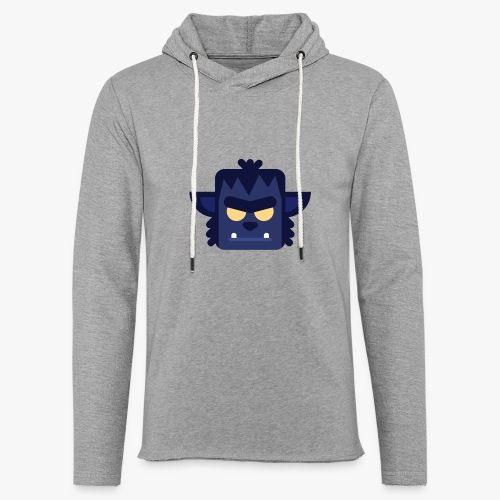 Mini Monsters - Lycan - Let sweatshirt med hætte, unisex