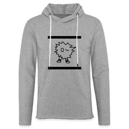 Fuzzles - Leichtes Kapuzensweatshirt Unisex