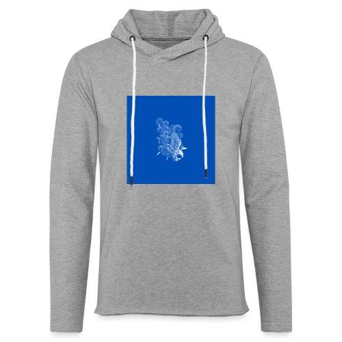 Windy Wings Blue - Light Unisex Sweatshirt Hoodie