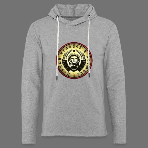 Cosmonaut 4c retro - Light Unisex Sweatshirt Hoodie