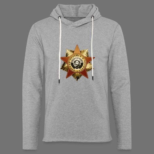 Cosmonaut Medal - Light Unisex Sweatshirt Hoodie