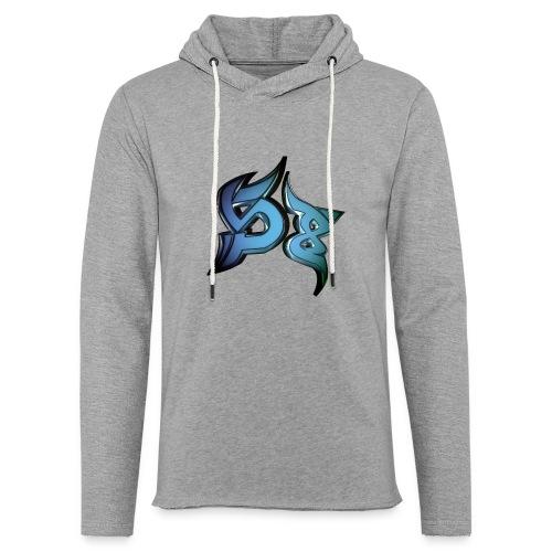 58 - Sweat-shirt à capuche léger unisexe
