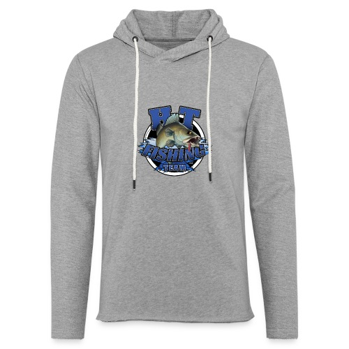 HT Fishing Team - Kevyt unisex-huppari