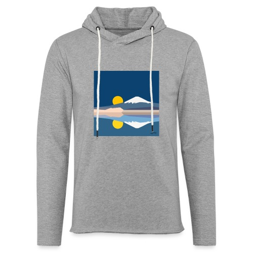 My Fuji - Light Unisex Sweatshirt Hoodie