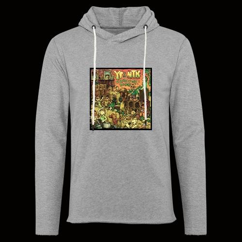 String Up My Sound Artwork - Light Unisex Sweatshirt Hoodie