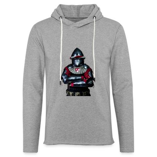 chevalier.png - Sweat-shirt à capuche léger unisexe