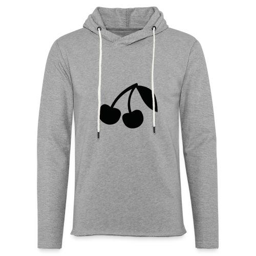cerise - Sweat-shirt à capuche léger unisexe