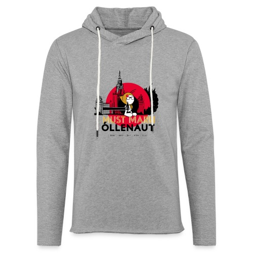 Õllenaut Must Mari - Light Unisex Sweatshirt Hoodie