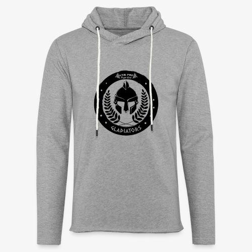 Gym Pur Gladiators Logo - Light Unisex Sweatshirt Hoodie