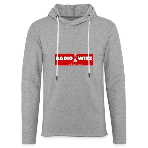 Radio Wizz - Light Unisex Sweatshirt Hoodie