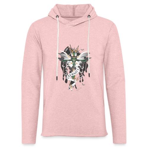 Dragon Sword - Eternity - Drachenschwert - Leichtes Kapuzensweatshirt Unisex