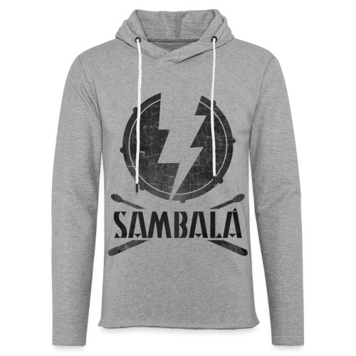 Batucada Sambala - Sudadera ligera unisex con capucha