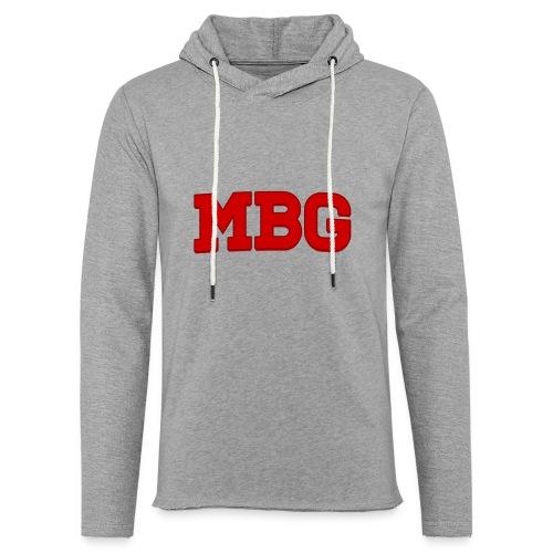 MBG - Lichte hoodie unisex