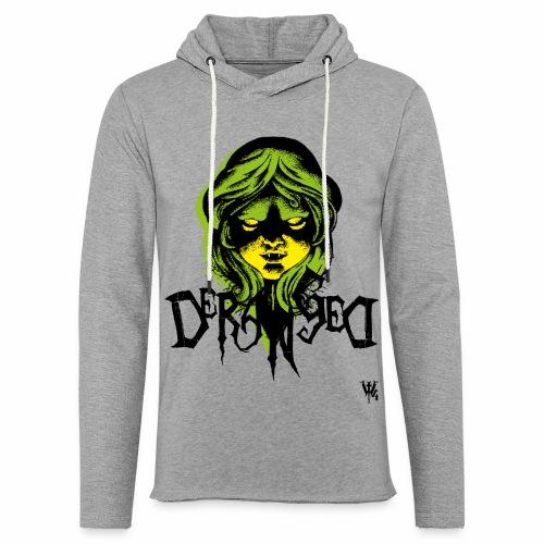 DerangeD - Tattoo Metal Horror Vampire - Let sweatshirt med hætte, unisex