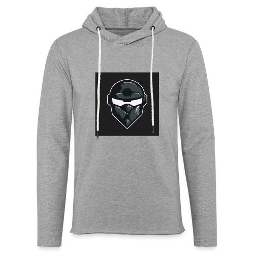 LogoMain2 - Let sweatshirt med hætte, unisex