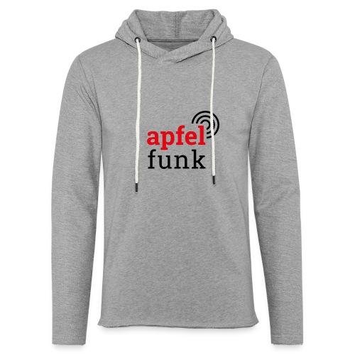 Apfelfunk Edition - Leichtes Kapuzensweatshirt Unisex