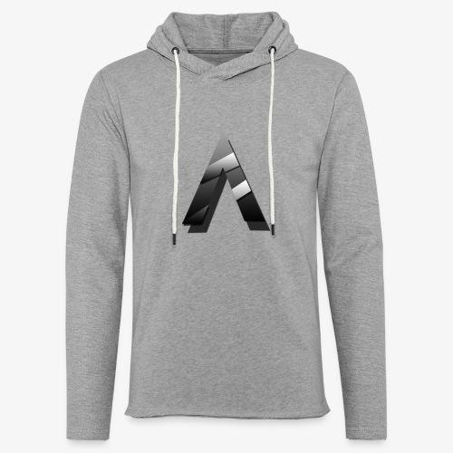 A for Arctic - Sweat-shirt à capuche léger unisexe