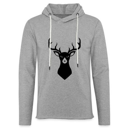 Caribou 9 - Sweat-shirt à capuche léger unisexe