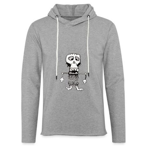 FadeBoy - Sweat-shirt à capuche léger unisexe