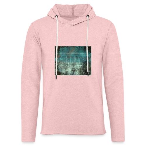 Shababa Tshirt - Let sweatshirt med hætte, unisex
