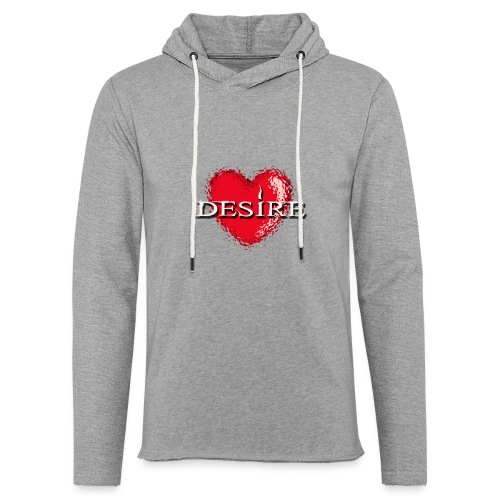 Desire Nightclub - Light Unisex Sweatshirt Hoodie