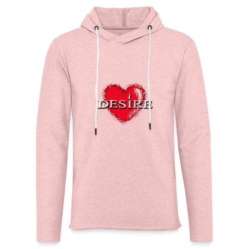 Desire Nightclub - Light Unisex Sweatshirt Hoodie