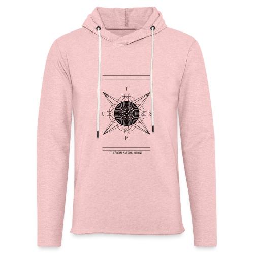 DE PIONEER - Lichte hoodie unisex