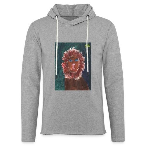 Lion T-Shirt By Isla - Light Unisex Sweatshirt Hoodie