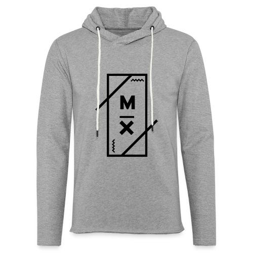 MX_9000 - Lichte hoodie unisex